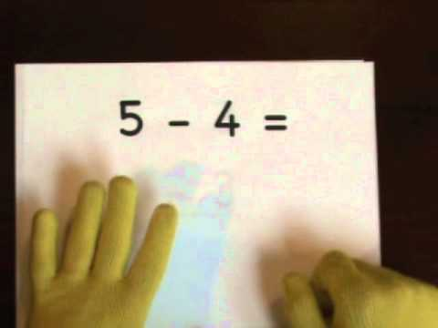 Learn Subtraction Part 1