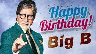 Big B (Amitabh Bachchan) - Happy Birthday Special - #Comedywalas