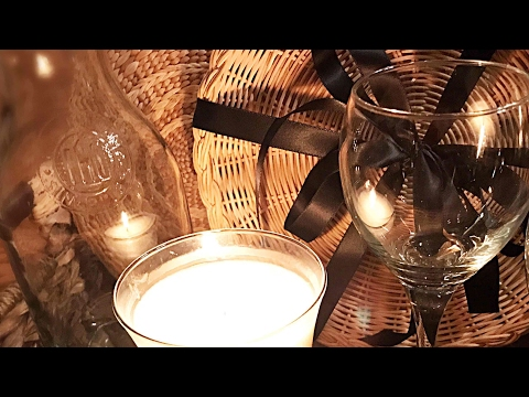 How to Create a wine basket    Summer Entertaining Tips    Home Decor