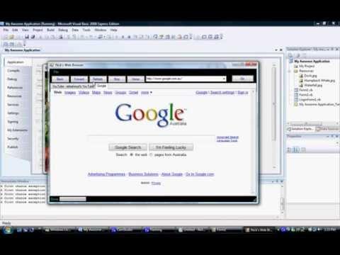 Best VB 2008 Application