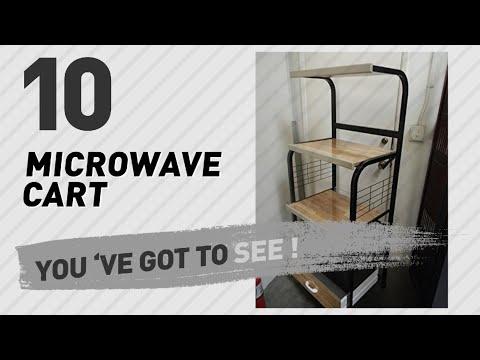 Microwave Cart // New & Popular 2017