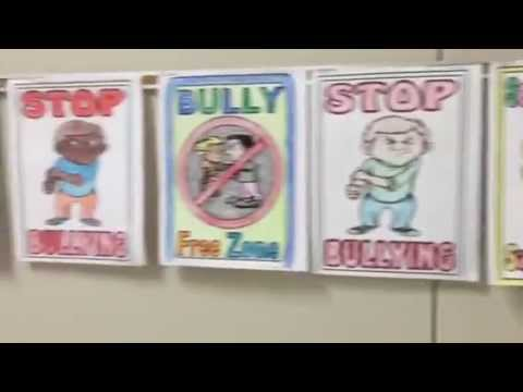 Bully Free posters