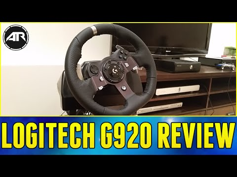 LOGITECH G920 REVIEW!!!