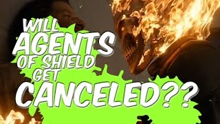 Will Agents Of Shield Be Canceled Due To Low Ratings? - Lets Talk!