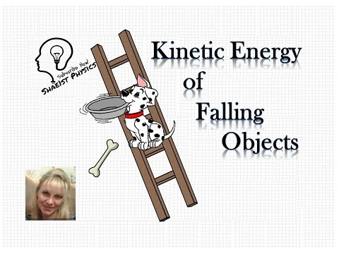 Quickly Calculate Kinetic Energy of Falling Object