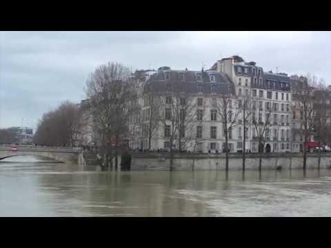 Inondation Paris 2018