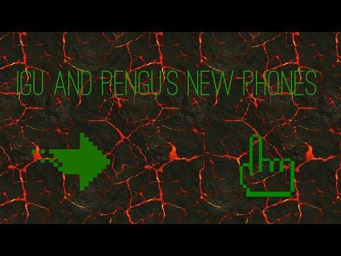 Igu and Pengu's New Phones