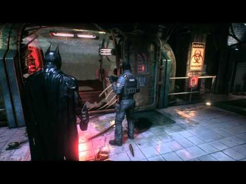 Batman: Arkham Knight - Halloween Easter Egg