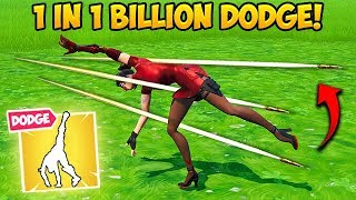 *NEW* EMOTE DODGE META!! - Fortnite Funny Fails and WTF Moments! #593