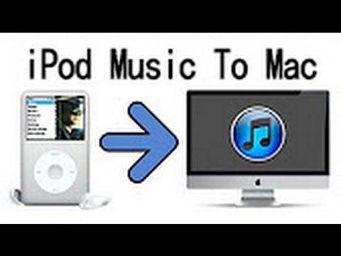 How to Transfer Music from iPod to Mac
