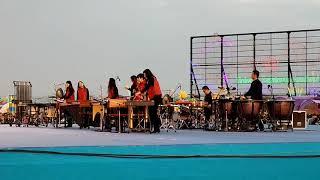 9p1下[視角不良]朱宗慶打擊樂團2018-03-11台灣燈會在嘉義閉幕表演