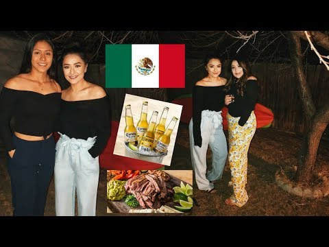 celebrating a pal's birthday MEXICAN STYLE (la peda el sabado)