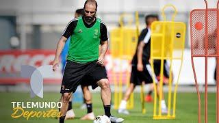 Gonzalo Higuaín podría definir su futuro y el de Mauro Icardi en Whatsapp | Telemundo Deportes