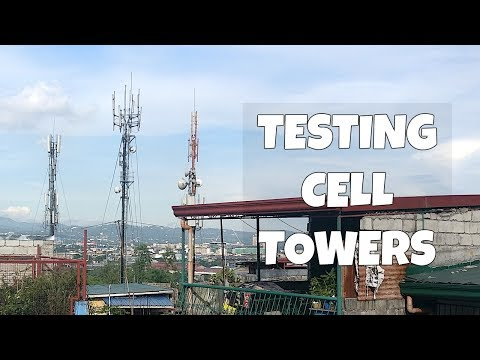Hunting for Cell Towers in the Philippines!