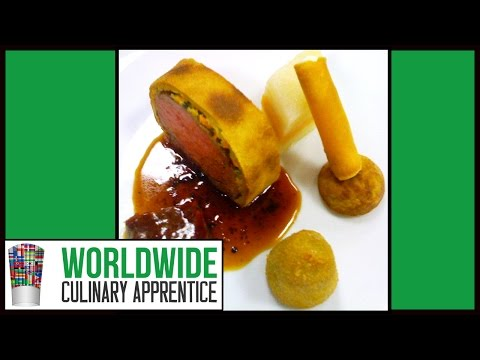 13 Ways to Plate Duck - Part 1 -  Food Plating - Food Decoration - Food Garnishes - Food Arts