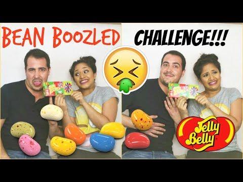 BEAN BOOZLED CHALLENGE WITH MY BOYFRIEND - feat JO PAULO