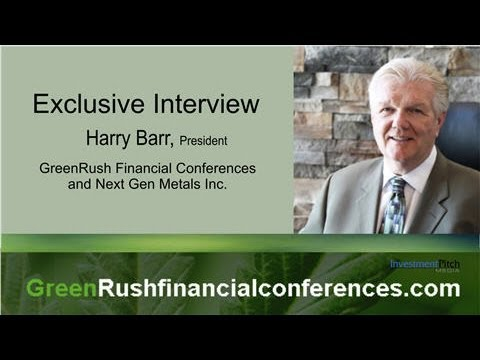 Harry Barr - Interview - Discusses GreenRush Financial Conferences & the Medical Marijuana Industry