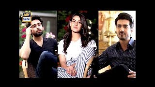 We Have Asked Several Interesting Questions From The Cast of Qurban - ARY Digital