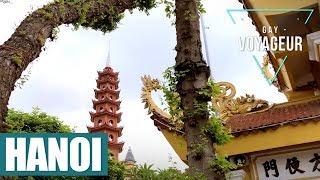 Hanoï (Vietnam) : guide touristique - visite de cette destination touristique 🇻🇳