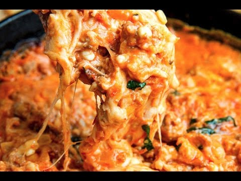 How To Make Lasagna Dip | Recipes | KOOKKU Food