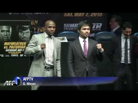 Mayweather - Pacquiao tickets to cost up to $7,500