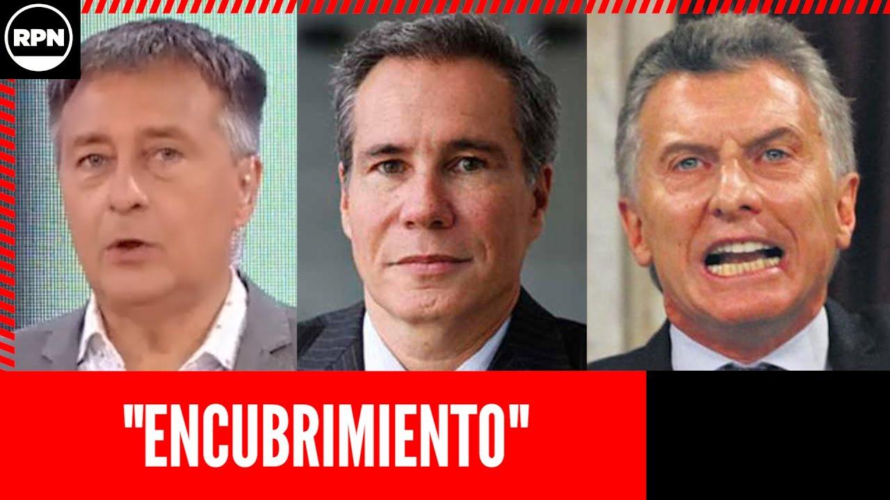 """Graña sacó los trapitos al sol sobre Nisman y dejó pegado a Macri: """"Hubo maniobras de encubrimiento"""""""