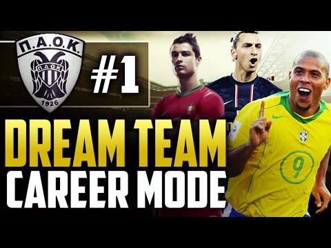 THE DREAM TEAM! FIFA 14 Dream Team Career Mode - Episode #1 (FIFA 14 Career Mode)