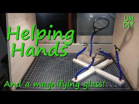 Helping Hands - DIY Tutorial ~ ILTMS inspired
