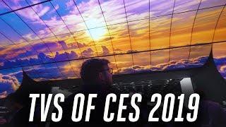 TVs of CES 2019: 8K is still a fantasy