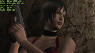Resident Evil 4 HD Remastered [PC/Steam] Ada Assignment {Separate Ways}