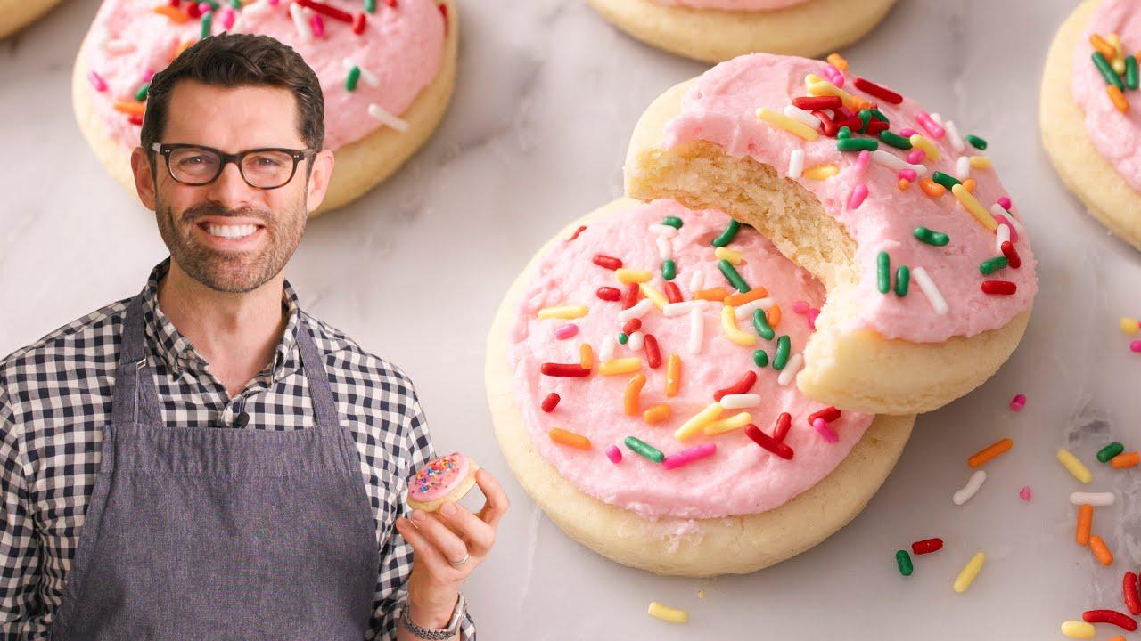 Easy Homemade Lofthouse Cookies