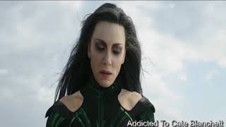 Thor Ragnarok 2017 - Hela - Cate Blanchett - Loreen - Euphoria