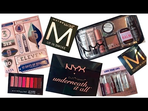 $25 & Under Makeup Kits: Hits & Misses!