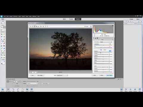 Getting Started Editing with Photoshop Elements - part 4