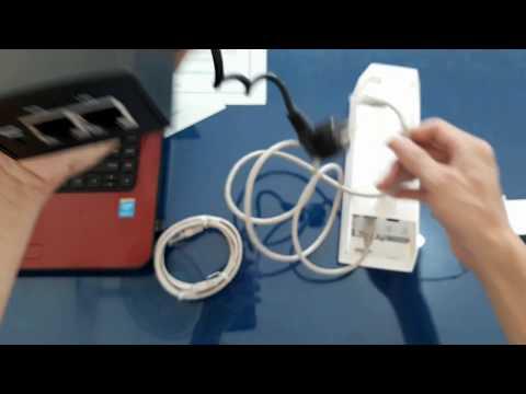 Setup Configuration TP Link CPE 210 Mode Client