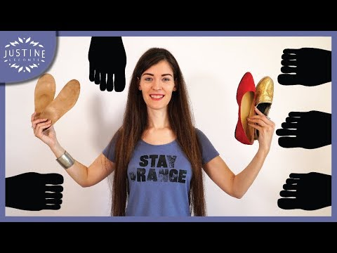 How to find the right shoes for your foot shape ǀ Justine Leconte