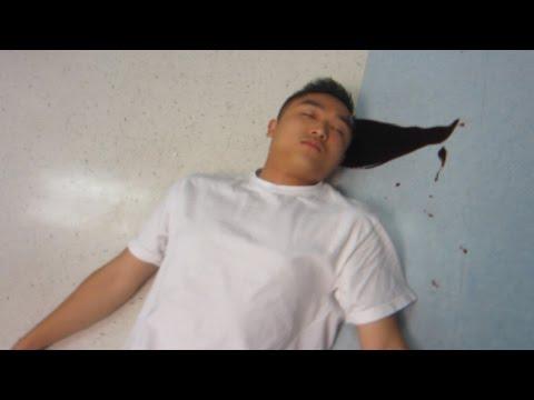DEAD STUDENT PRANK ON TEACHER!!