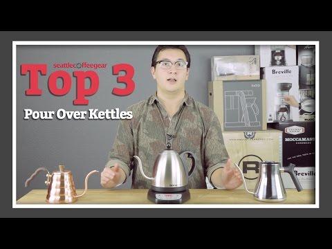 Top 3 Pour Over Kettles | SCG's Top Picks