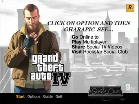 HOW TO MAKE GTA 4 RUN FAST GOOD QUAILTY