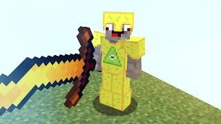 ICH TROLLE Minecraft TROLL LUCKY BLOCK BATTLE Funny GAME - Minecraft lustige hauser