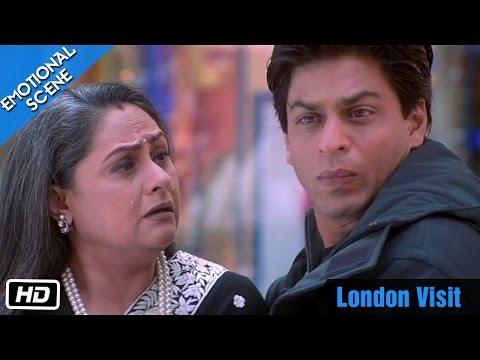 Xxx Mp4 London Visit Emotional Scene Kabhi Khushi Kabhie Gham Shahrukh Khan Amitabh Bachchan 3gp Sex