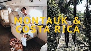 Montauk & Costa Rica 2017 | Aimee Song