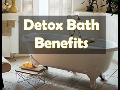 Detox Bath Benefits with Jovanka Ciares