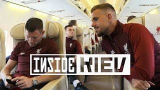 Inside Kiev: Reds head to Ukraine   Two days until the Champions League final