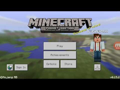 Cara Menjinakan/Tame wolf dan ocelot di Minecraft PE Android