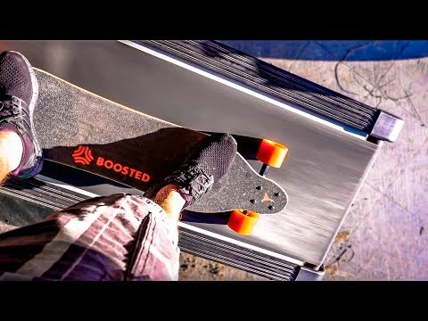 REVIVING THE DEAD BOOSTED BOARD!!