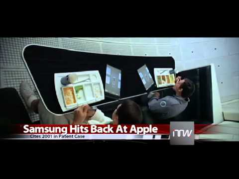Samsung cites Kubrick's '2001: A Space Odyssey' in Apple patent battle