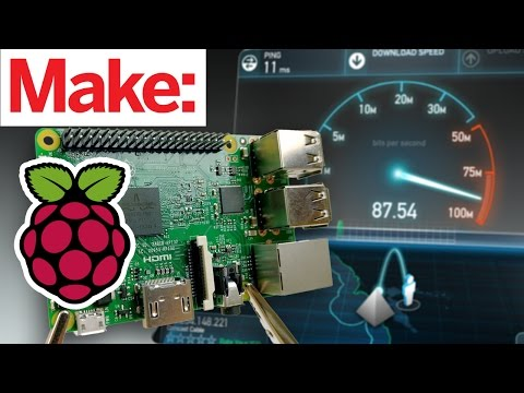 Raspberry Pi ISP Watchdog