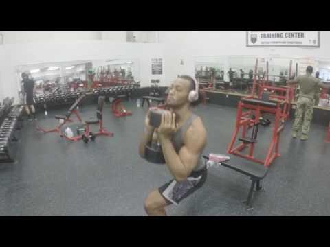 8 Leg Workouts for Strength & Explosiveness l Devonte Wilson l