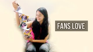 Helly Shah Receives Birthday Gifts From Fans